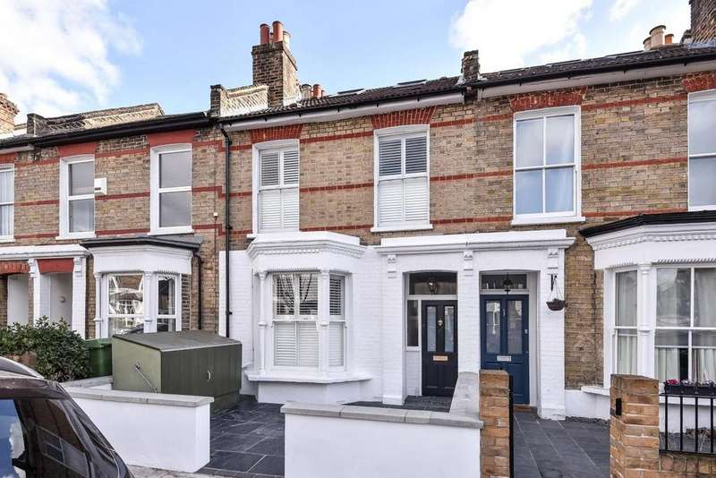 5 Bedrooms Terraced House for sale in Chesterfield Grove, East Dulwich