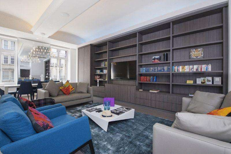 2 Bedrooms Flat for sale in Whitehall, London SW1A