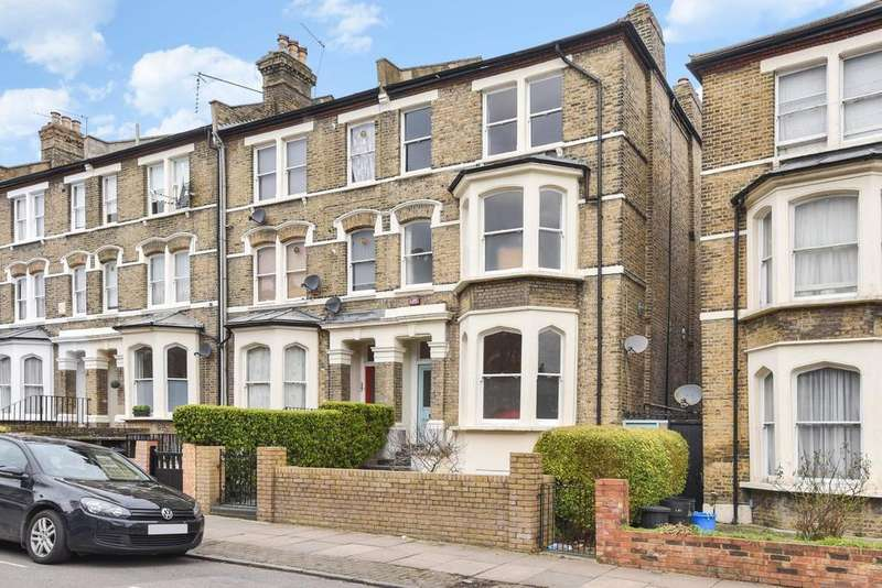 3 Bedrooms End Of Terrace House for sale in Freegrove Road, Holloway