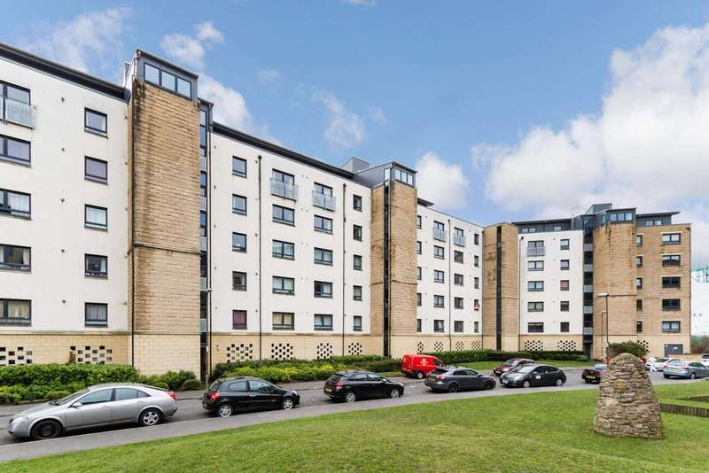 2 Bedrooms Flat for sale in 10/5 Hawkhill Close, Easter Road, Edinburgh, EH7 6FG