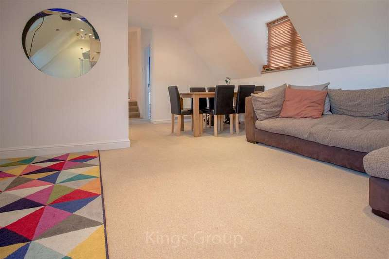 2 Bedrooms Flat for rent in Fore Street, Hertford