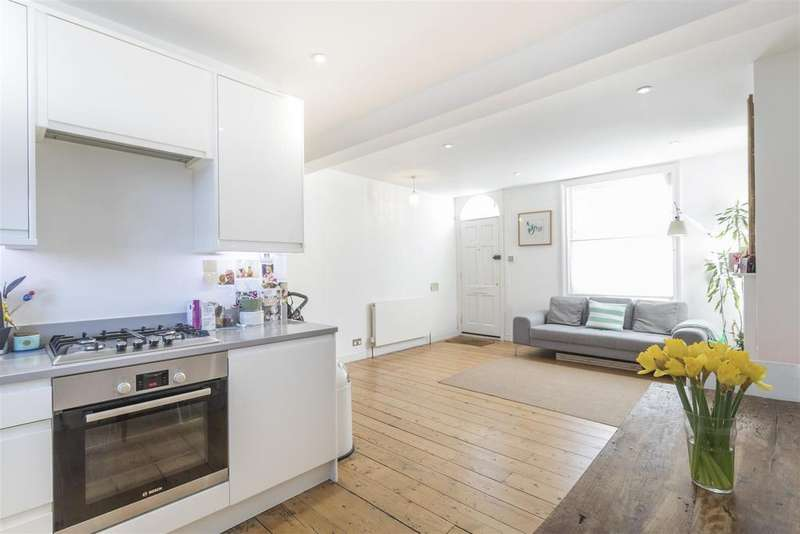 3 Bedrooms Town House for sale in Queens Gardens, Brighton