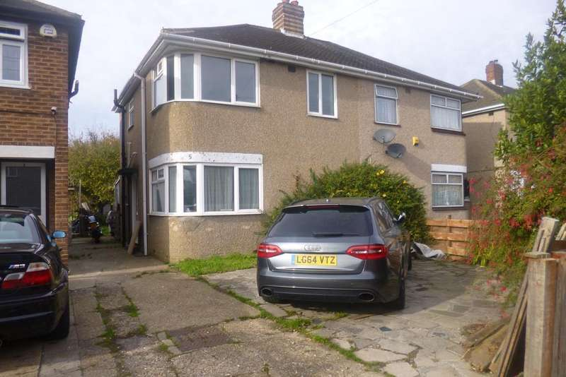 2 Bedrooms Semi Detached House for sale in Wyatt Close, Hayes UB4