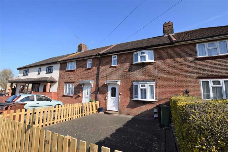3 Bedrooms Terraced House for sale in East Park Close, Chadwell Heath, RM6