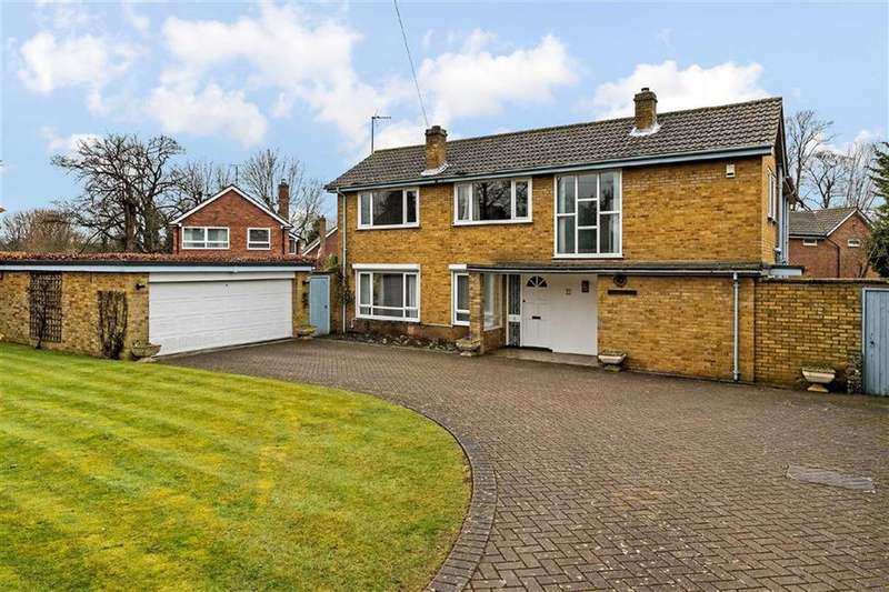 4 Bedrooms House for sale in Newlands Lane, Hitchin, Hertfordshire