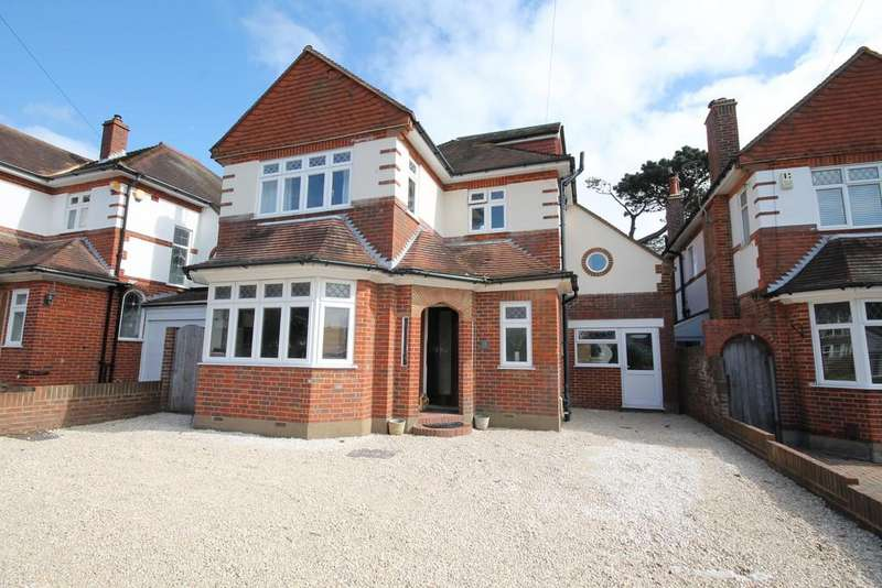 5 Bedrooms Detached House for sale in Normans Crescent, Shoreham-by-Sea, BN43 6AH