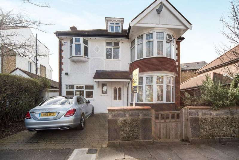 5 Bedrooms House for sale in Ascott Avenue, Ealing