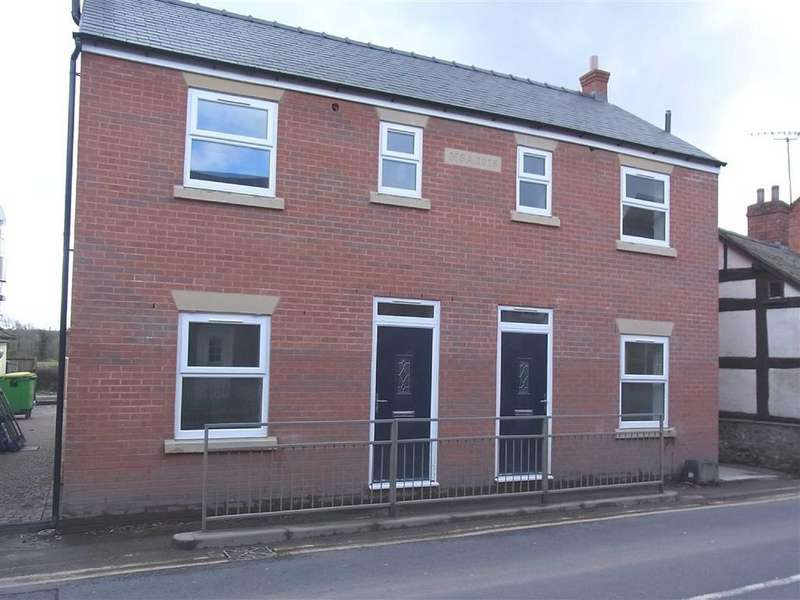 2 Bedrooms Semi Detached House for rent in 1, Cartref Clyd, Llansantffraid, Powys, SY22