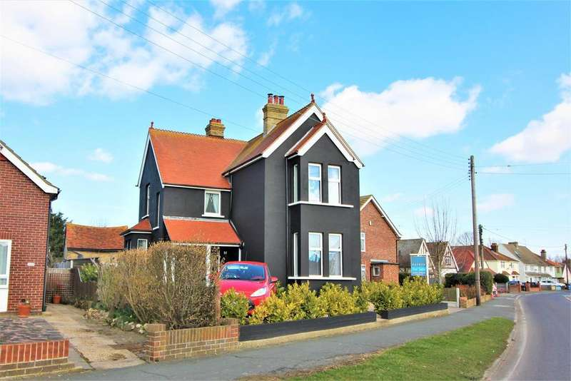 3 Bedrooms Detached House for sale in Frinton Road, Kirby Cross, Frinton-On-Sea