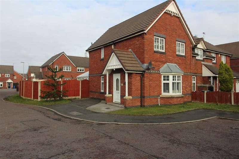 3 Bedrooms Semi Detached House for sale in Sedum Grove, Kirkby