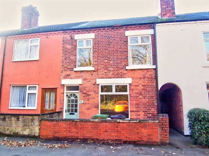 3 Bedrooms Terraced House for sale in Bridle Lane,, Greenwich, Ripley