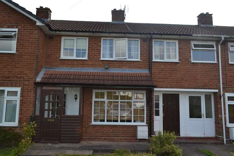 3 Bedrooms Terraced House for rent in Lime Tree Road, Codsall, Wolverhampton