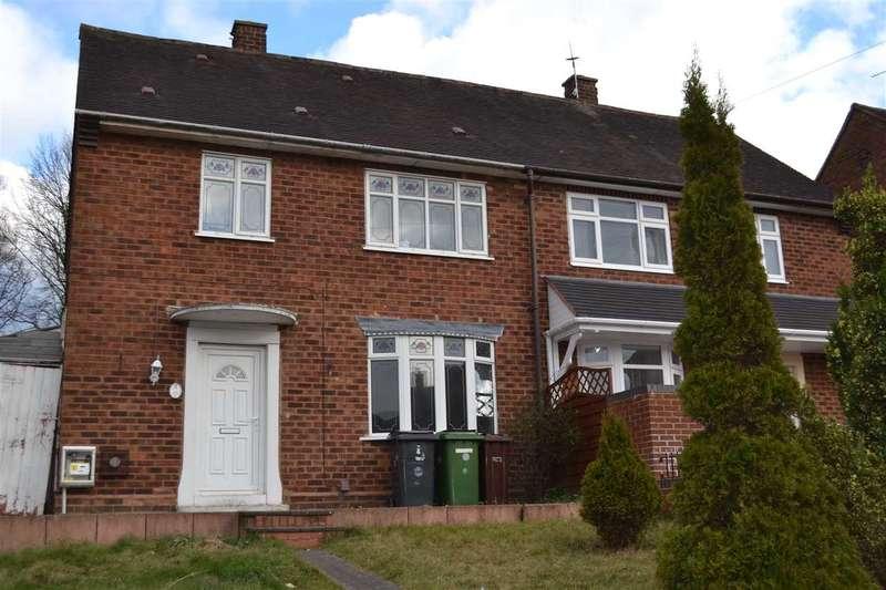 3 Bedrooms Semi Detached House for sale in Eastcroft Road, Wolverhampton, Wolverhampton