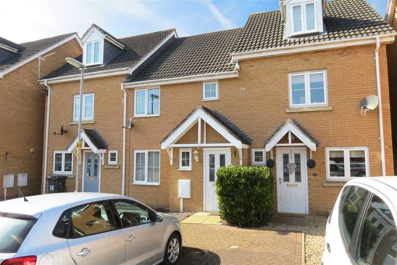 3 Bedrooms Terraced House for sale in Wheat Grove, Sleaford