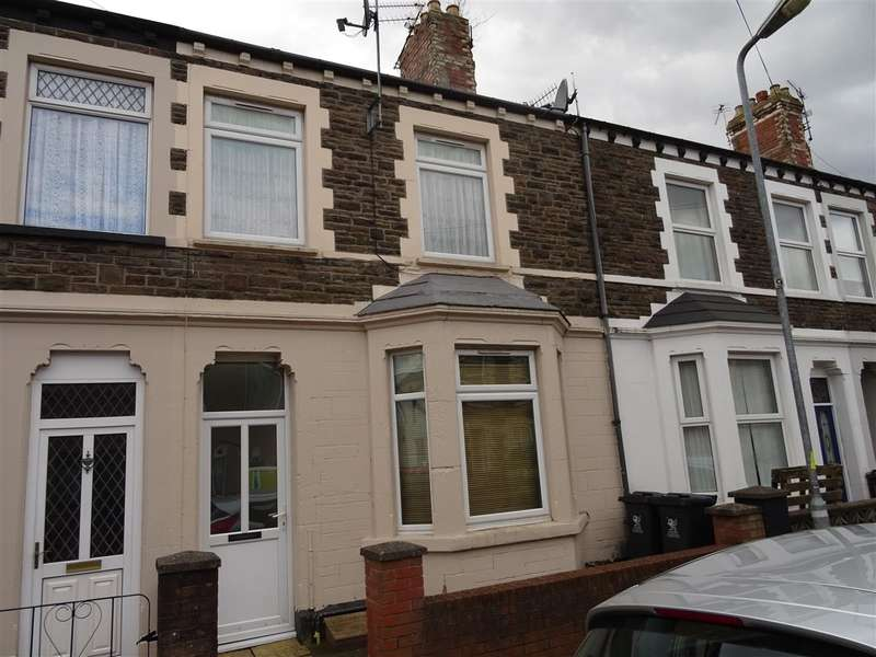 3 Bedrooms Terraced House for sale in Seymour Street, Cardiff