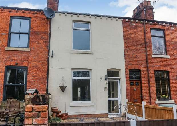 2 Bedrooms Terraced House for sale in Lostock View, Lostock Hall, Preston, Lancashire