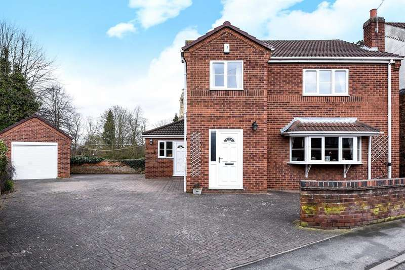 3 Bedrooms Detached House for sale in Albert Street, Horncastle, Lincs, LN9 6AJ