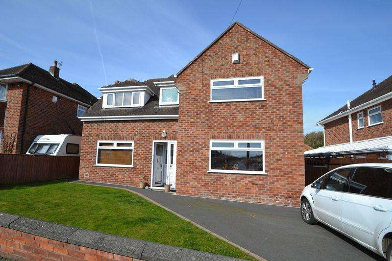 4 Bedrooms Detached House for sale in Wirral Mount, West Kirby