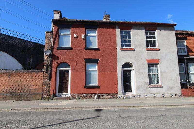 3 Bedrooms Terraced House for sale in Wellington Road, Wavertree