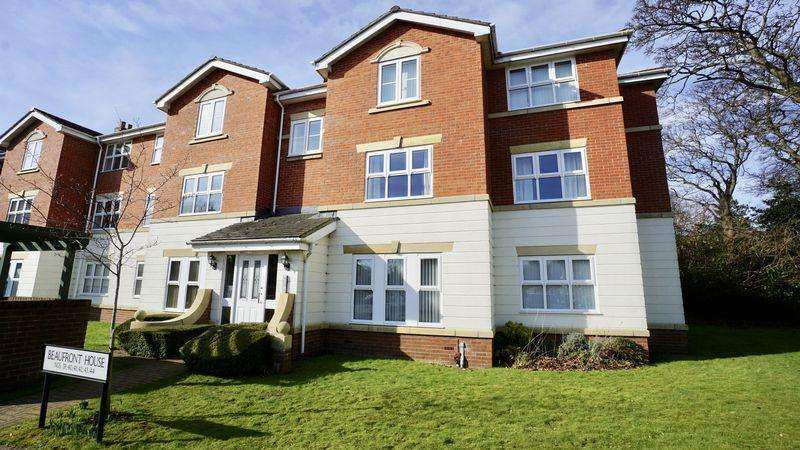 2 Bedrooms Apartment Flat for sale in Belvedere Gardens Benton