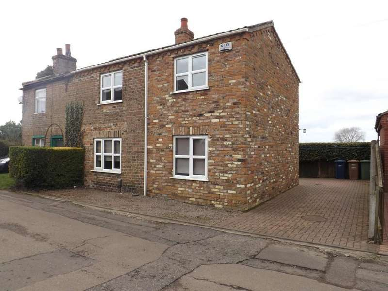3 Bedrooms Semi Detached House for sale in Elm Low Road Wisbech