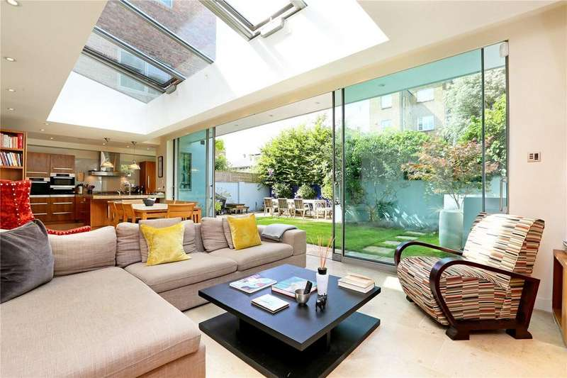 7 Bedrooms End Of Terrace House for sale in Aubrey Walk, London, W8