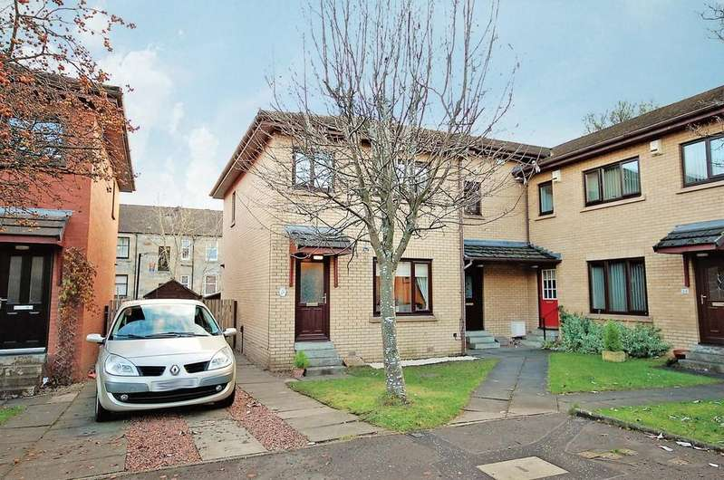 3 Bedrooms End Of Terrace House for sale in Carriagehill Avenue, Paisley PA2 6LA