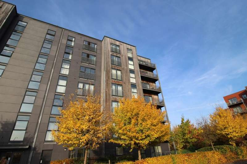1 Bedroom Flat for rent in The Waterfront, Openshaw, Manchester, M11