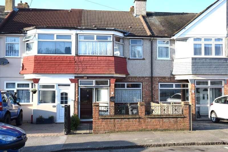 2 Bedrooms Terraced House for sale in Hallford Way, Dartford, DA1