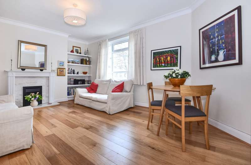 2 Bedrooms Flat for sale in Edge Hill Court, London, SW19
