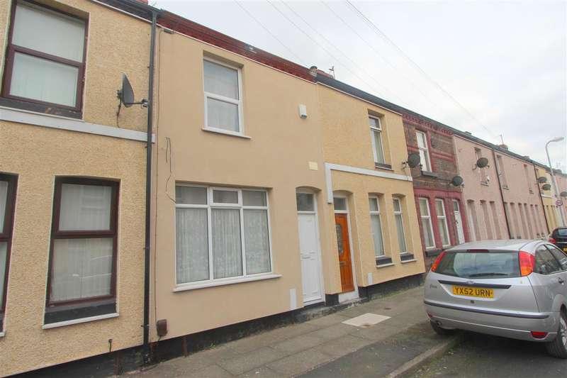 2 Bedrooms Terraced House for sale in Kipling Street, Bootle, Liverpool