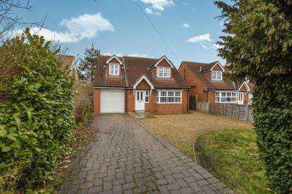 3 Bedrooms Detached House for sale in Garbutts Lane, Hutton Rudby, Yarm, North Yorkshire