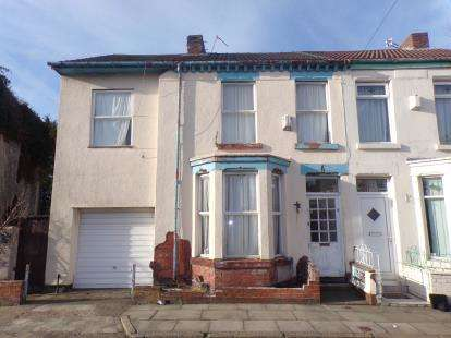4 Bedrooms Terraced House for sale in Birstall Road, Liverpool, Merseyside, England, L6