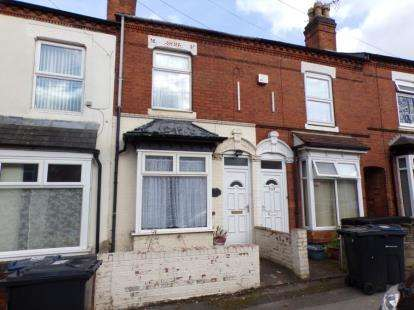 3 Bedrooms Terraced House for sale in Tiverton Road, Birmingham, West Midlands