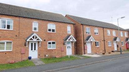 2 Bedrooms End Of Terrace House for sale in Swan Meadow, Chase Meadow, Warwick, Warwickshire