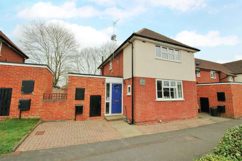 3 Bedrooms End Of Terrace House for sale in Valon Road, Arborfield, Reading, Berkshire, RG2