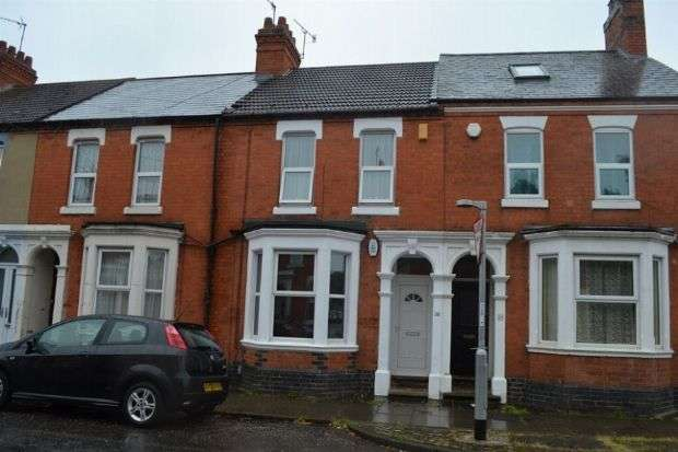 2 Bedrooms Terraced House for sale in Althorp Road, St James, Northampton NN5 5EQ