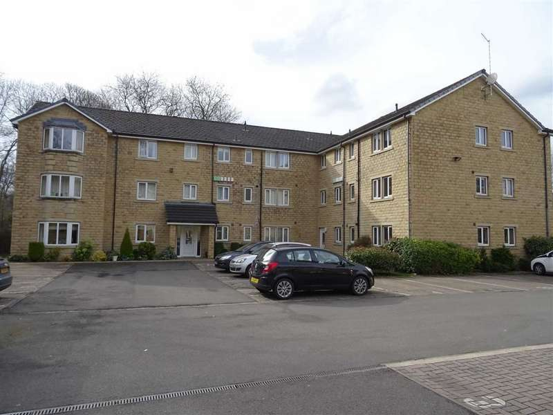 2 Bedrooms Apartment Flat for sale in Kings Court, 15a Kings Mill Lane, Huddersfield