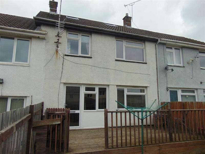 2 Bedrooms Terraced House for sale in Abbey Court, Church Village