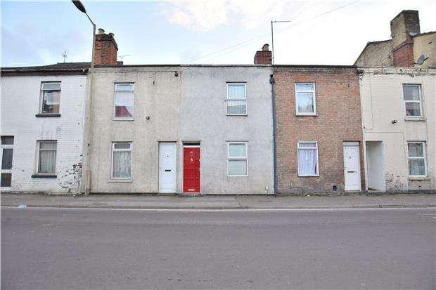 2 Bedrooms Terraced House for sale in Tredworth Road, Gloucester, GL1 4QS