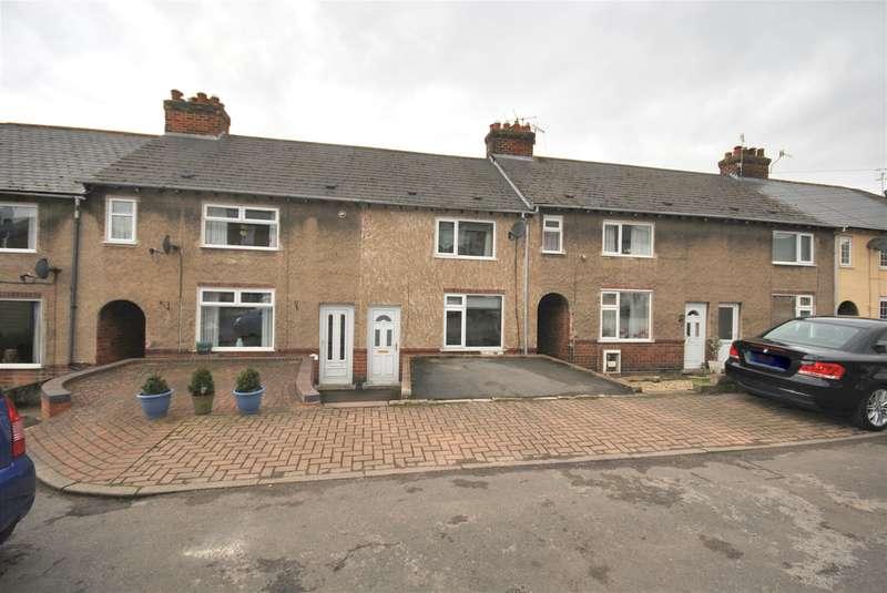 2 Bedrooms Terraced House for sale in Devonshire Avenue, Matlock, DE4 3BH