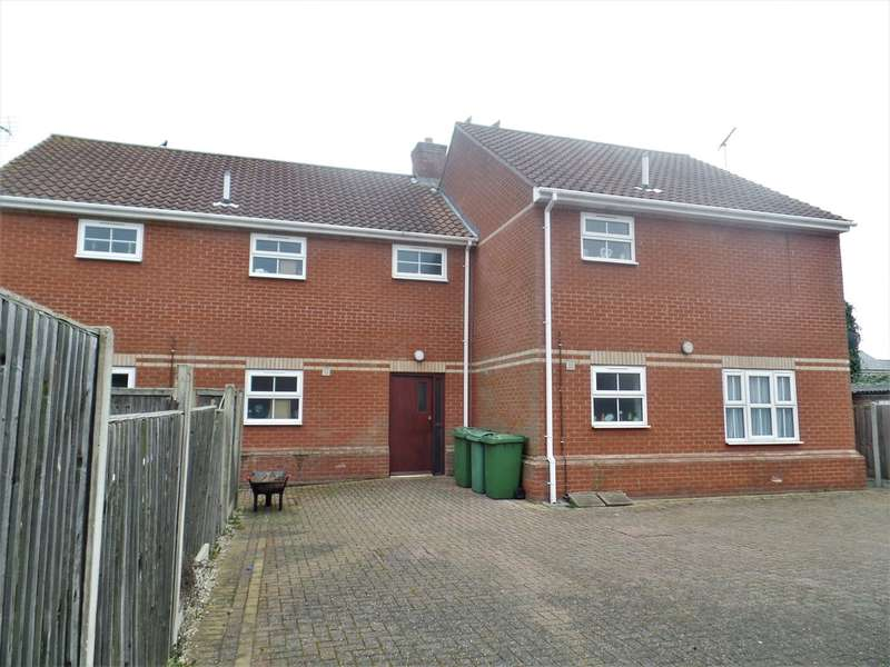 1 Bedroom Ground Flat for sale in Martello Court, Old Road, Clacton on Sea