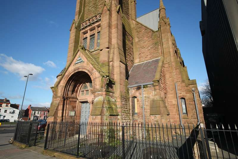 Apartment Flat for sale in St Cyprians Church, Durning Road Wavetree L7