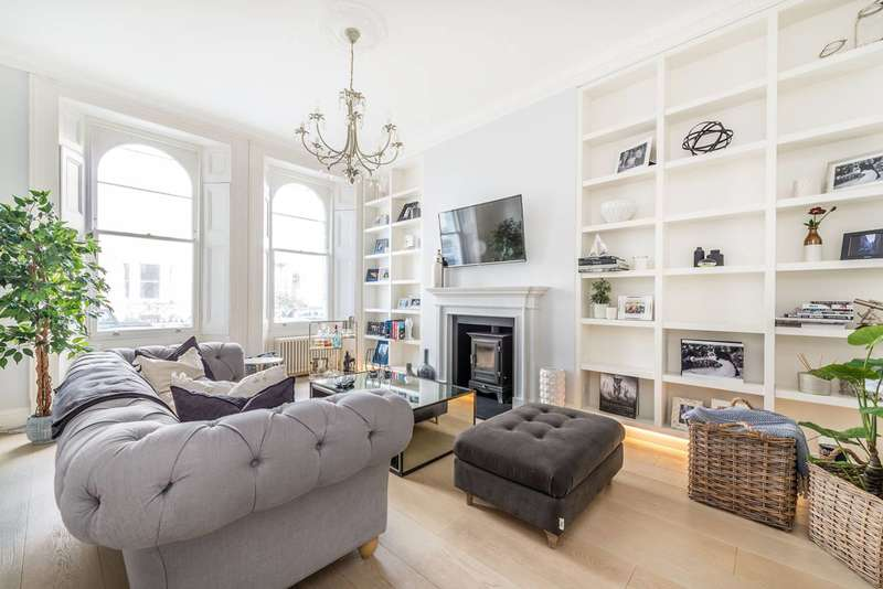 3 Bedrooms Flat for sale in Elgin Crescent, Notting Hill, W11