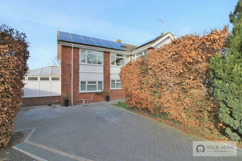 5 Bedrooms Detached House for sale in St. James Crescent, Belton, Great Yarmouth, NR31