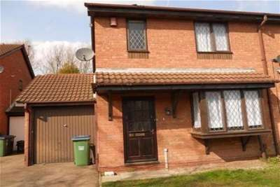 3 Bedrooms Semi Detached House for rent in Snapdraggon Drive WS5 Walsall