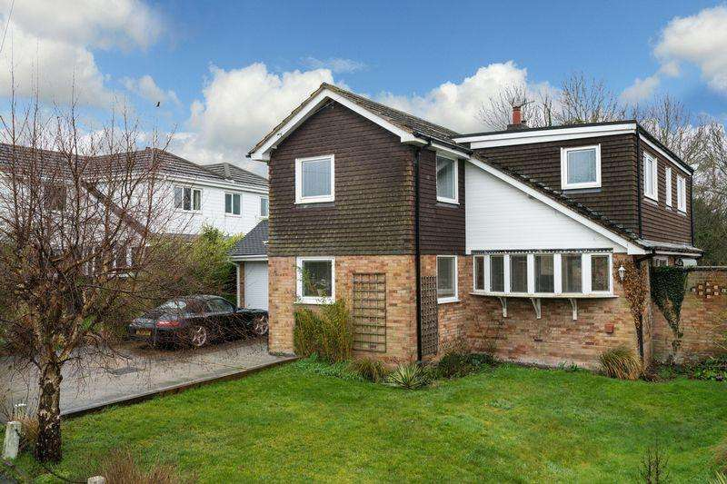4 Bedrooms Detached House for sale in Orchard Way, Eaton Bray