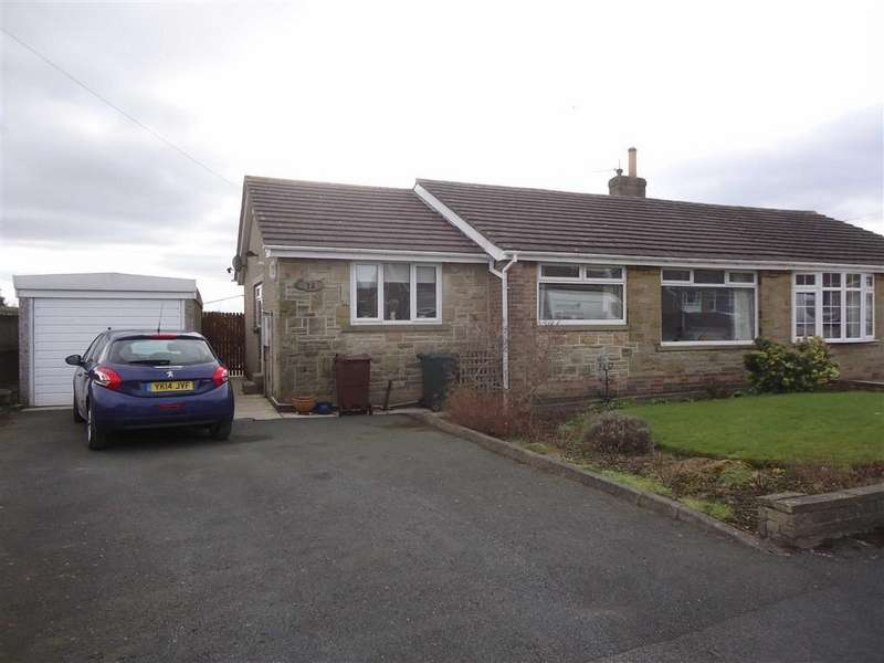 3 Bedrooms Semi Detached Bungalow for sale in St Abbs Walk, Bradford, West Yorkshire, BD6