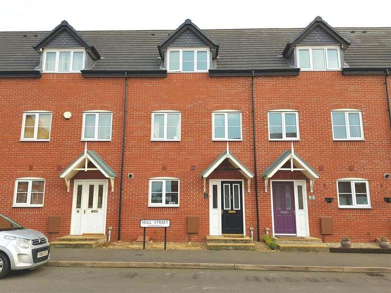 4 Bedrooms Town House for sale in Hull Street, Hilton, Derby