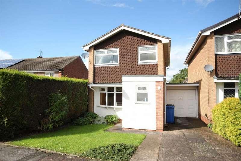 3 Bedrooms Detached House for sale in Langford Road, Mickleover, Derby